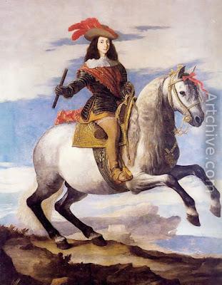 Retrato del infante Don Juan José de Austria
