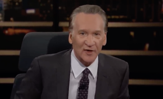 Bill Maher Thinks the Red States Envy the Blue States. But It's The Other Way Around.