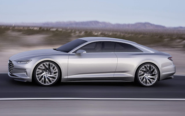 Audi Prolongue - Audi A8 B5