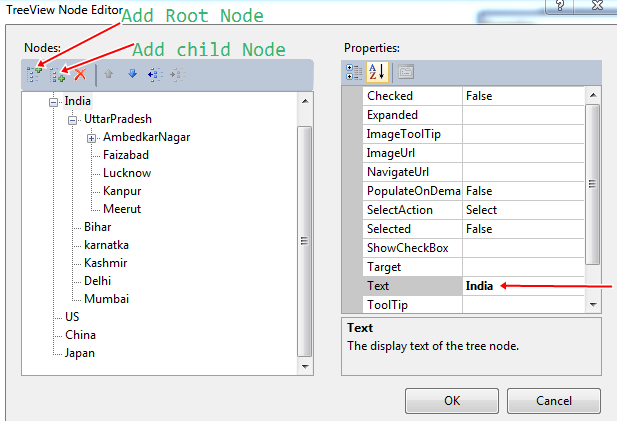 How to use Navigation Control in ASP NET | MY NET Tutorials