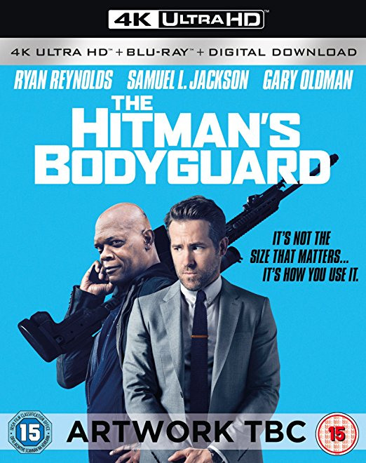 Action , Comedy , Adventure , Patrick Hughes , Tom O'Connor , Movie , HD , 720p , 2017 , The Hitman's Bodyguard
