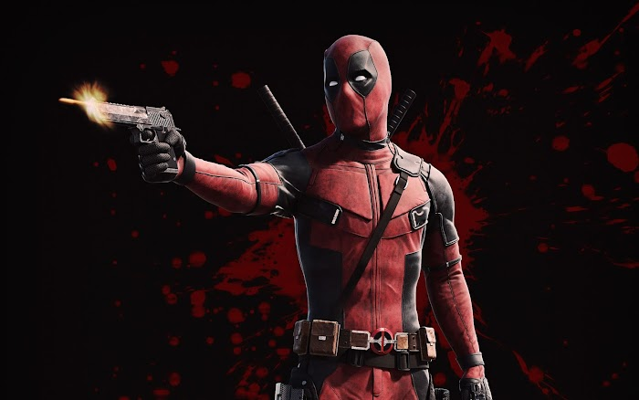DeadPool HD Wallpapers-Marvel Superhero Pictures