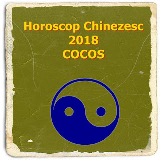 Horoscop Chinezesc 2018 COCOS de Apa Foc Metal Lemn Aer