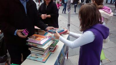 Απολογισμός εθελοντικής δράσης συγκέντρωσης παιδικών βιβλίων