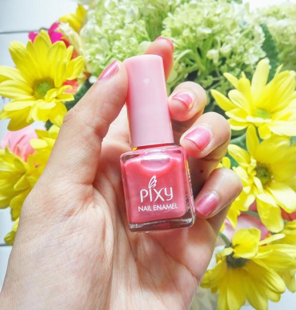 Pixy Nail Enamel-Rs 03