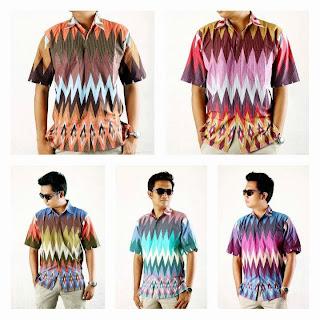 Baju Kemeja Batik Motif Rang Rang Toko Batik Bagoes Online Model Baju