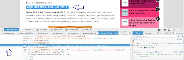 Cara Optimasi SEO On Page Untuk Blog Secara Lengkap