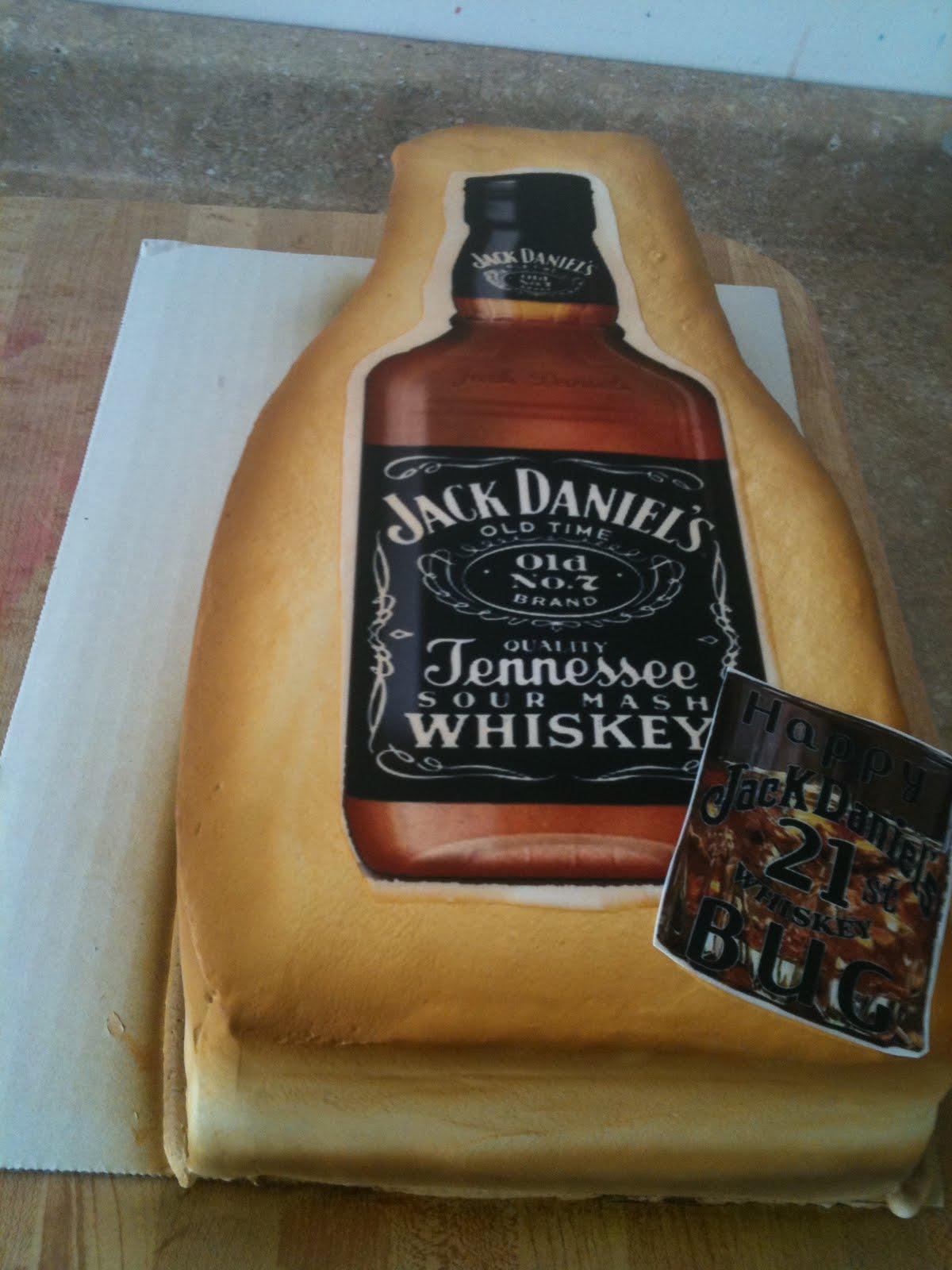 Hector S Custom Cakes Jack Daniels Cake