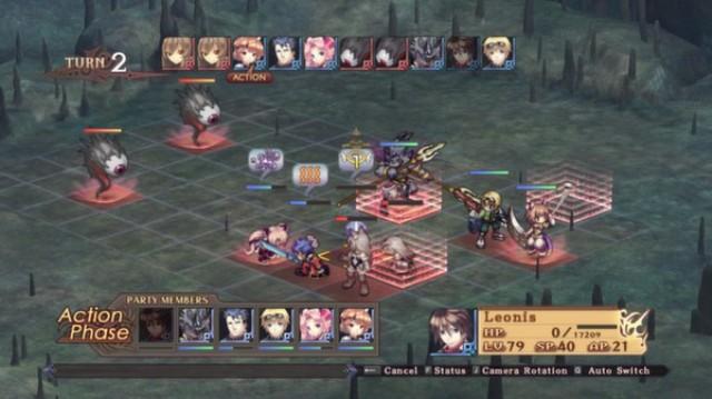 Agarest Generations of War Zero PC Games