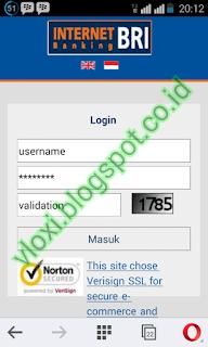 Cara Daftar, Registrasi Dan Mengaktifkan Internet Banking BRI Di ATM Dan HP