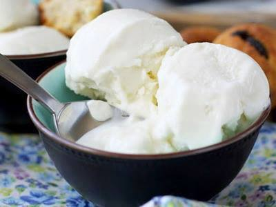 Cara Membuat Es Puter Durian Manual Santan Lembut Susu Sederhana Tanpa Aneka Rasa Vanila Coklat Alpukat