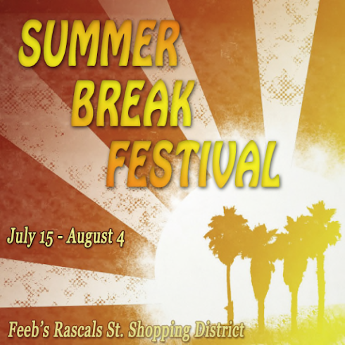 {{BSD Design studio}} @Summer Break Festival 7/15