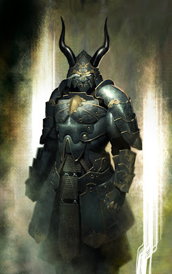 Setotaish? - Demon Samurai Warrior from 3rd Hell