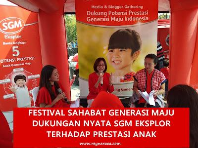 festival sahabat generasi maju
