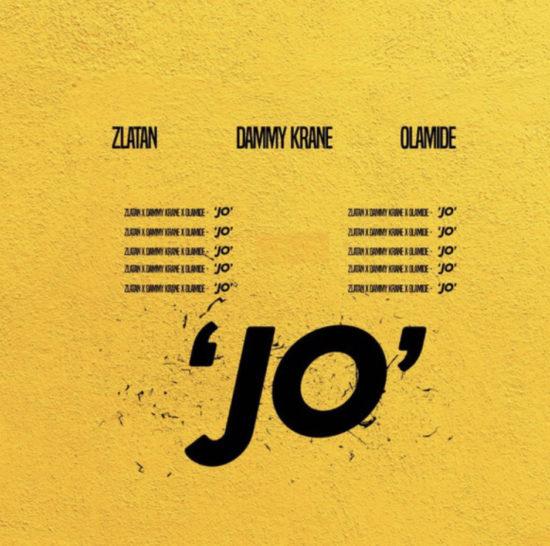 Music:Dammy Krane – Jo' ft. Zlatan, Olamide