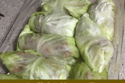 Stuffed Cabbage Rolls (Keto, Low Carb, Paleo & Whole30)