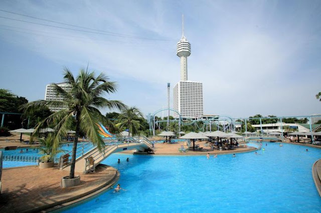Daftar 100 Hotel Tertinggi di Dunia