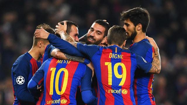 Untuk Salip Madrid, Barca Tak Boleh Kalah Lagi