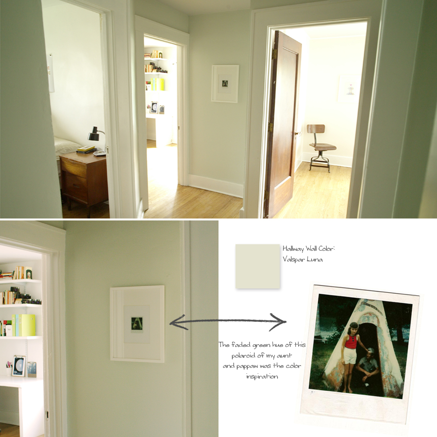 Keep Smiling: Paint Colors