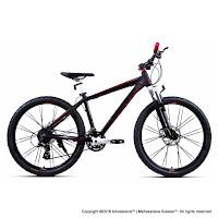 Sepeda Gunung Pacific Esplendid 9.0 Hydraulic Disc Brake 26 Inci