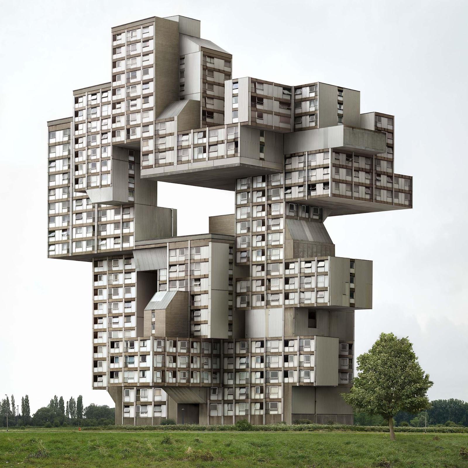 Belgian Surrealism modern design by moderndesignorg