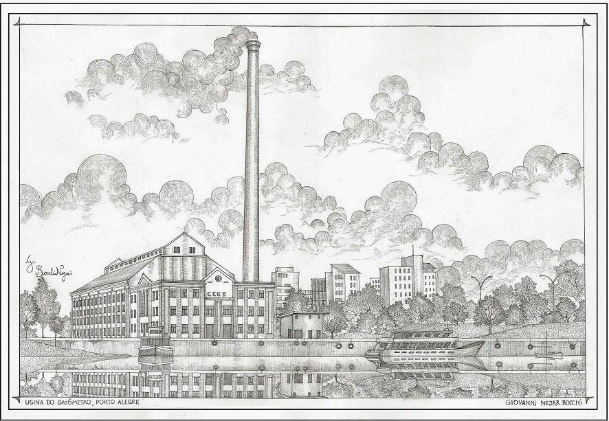 Desenhos Urbanos e Nuticos