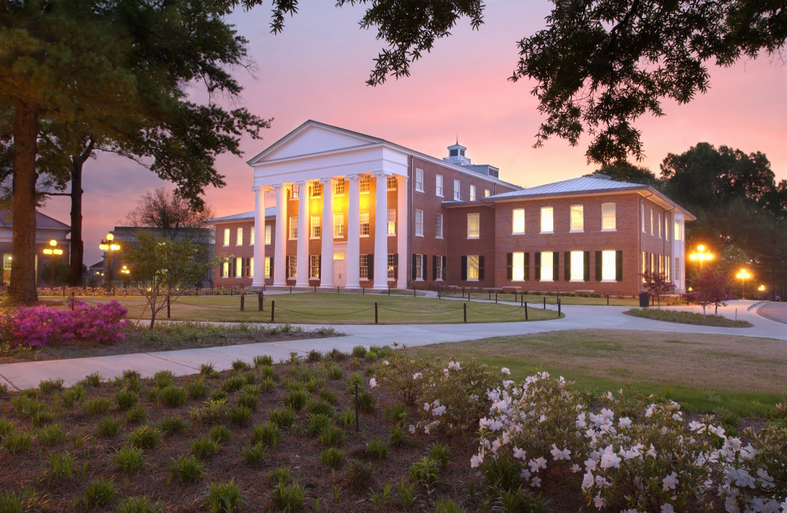 30 Most Beautiful College Campuses in the South - Best