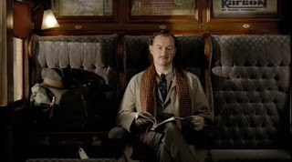 Mark Gatiss as John Trant in The Cicerones by Robert Aickman and Jeremy Dyson
