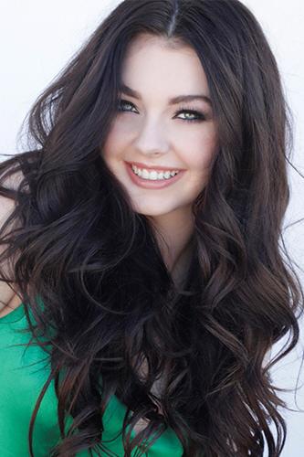Miss Teen USA 2018 Candidates Contestants Delegates Utah Madilen Kellogg