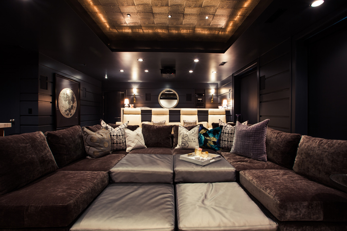 Famous Media Room Sectional Sofas For Home 710 X 473 238 Kb Jpeg