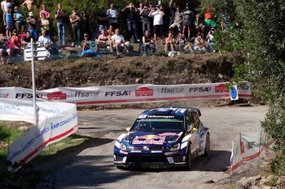 WRC Che Guevara Energy Drink Tour de Corse