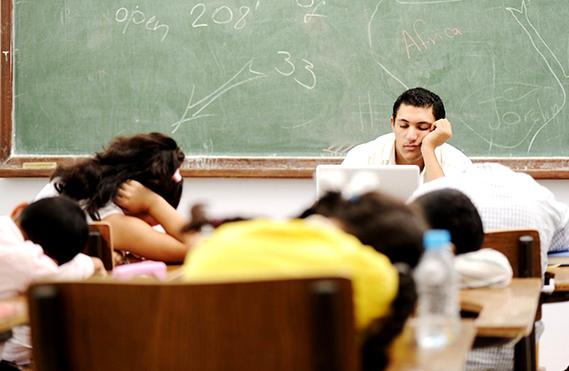 4 Mata Pelajaran Yang Paling dibenci Murid