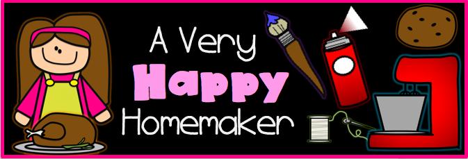 A Very Happy Homemaker