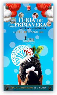 Vejer de la Frontera - Cartel de Feria 2010