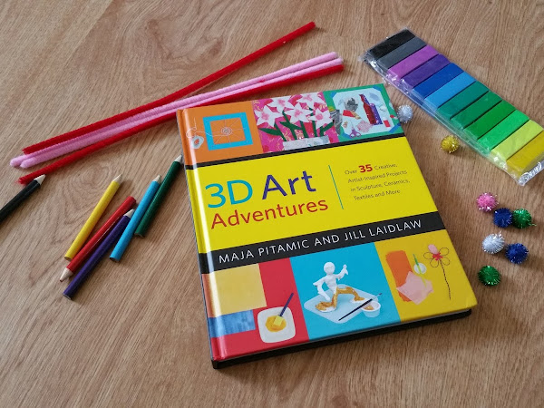 3D Art Adventures Review and Giveaway