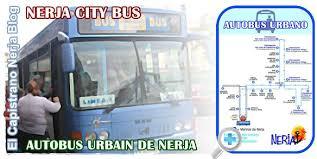 Clic para ver recorrido y paradas del Autobús Urbano de Nerja en El Capistrano Villages