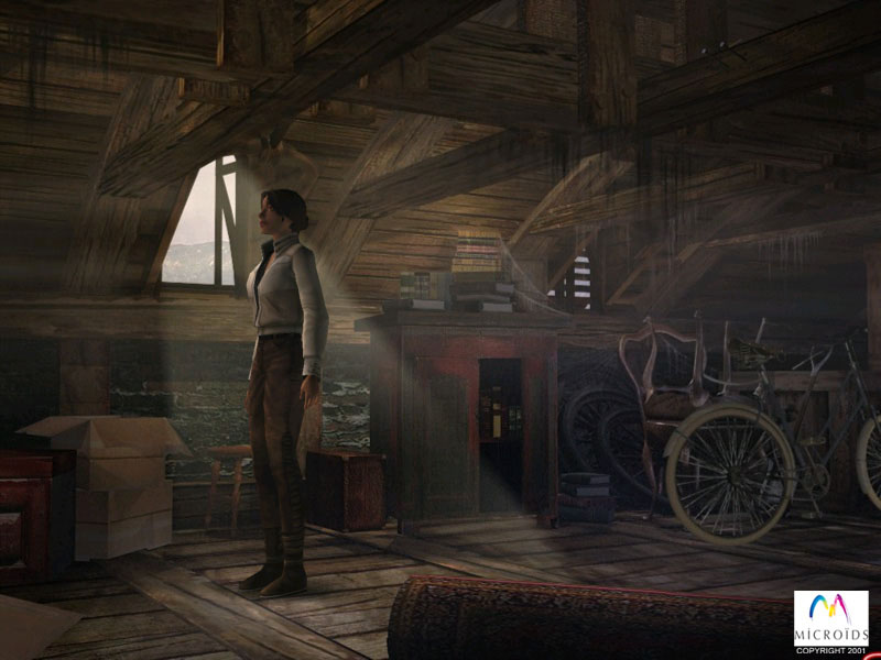 Syberia Pc Games Full Version Download Download Free