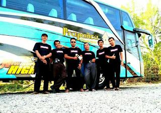 Sewa Bus Magelang