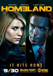 Série Homeland - 2ª Temporada 2012 Torrent