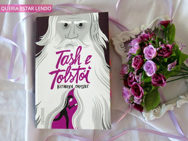 Resenha: Tash e Tolstói