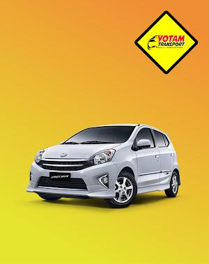 Sewa Mobil Toyota Agya/Ayla Jogja Murah