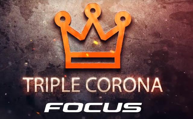 MTB - Triple corona Focus en Hipódromo de Maroñas (Montevideo, 1a.Fecha, 14/oct/2017)