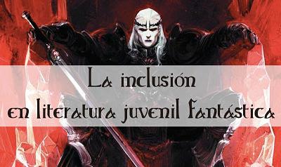 inclusión, discapacidad, literatura, juvenil, fantasía, ciencia ficción, Pablo Ferradas, COn Gen de gnomo