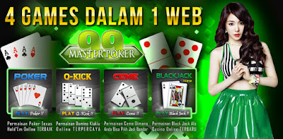 Masterpoker99.com Agen judi Ceme BlackJack, Agen Poker Domino QQ Online