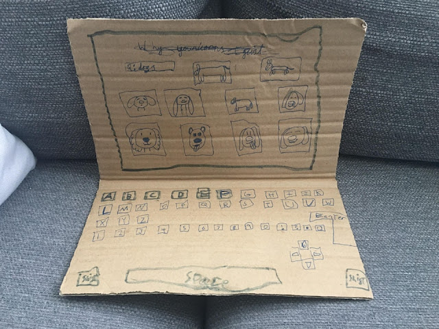 My daughter asked me for a computer to watch youtube videos of dogs