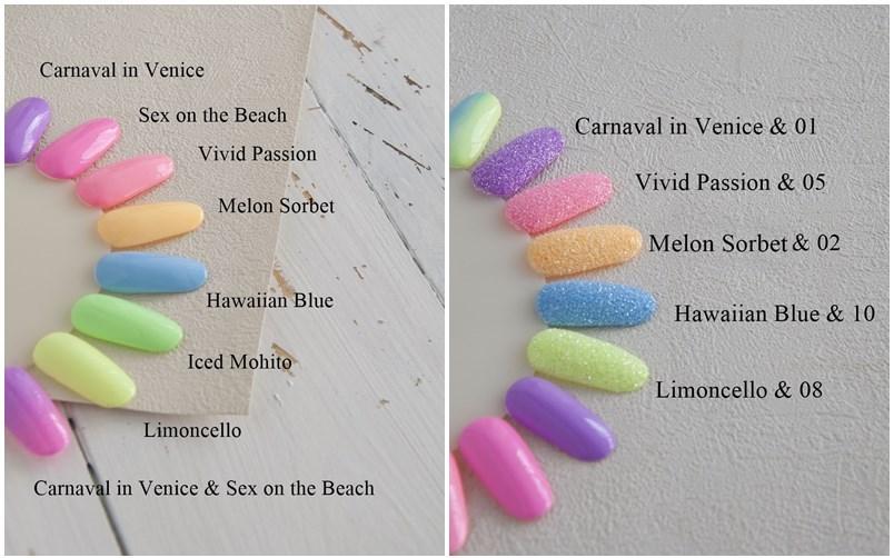 manicure hybrydowy, lakiery hybrydowe, pastele allepaznokcie, lakiery hybrydowe allepaznokcie, swatche pastele allepaznokcie,