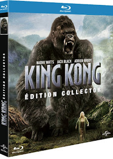 KING KONG Edition Collector en Blu-ray