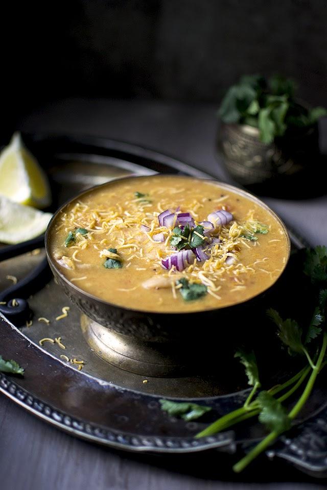 Spicy Dal Dhokli