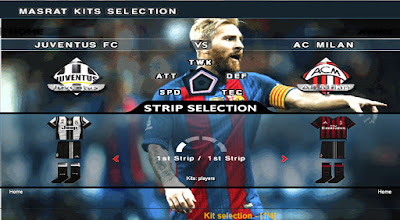 PES 6 Super Star Patch v3.00 Season 2016/2017