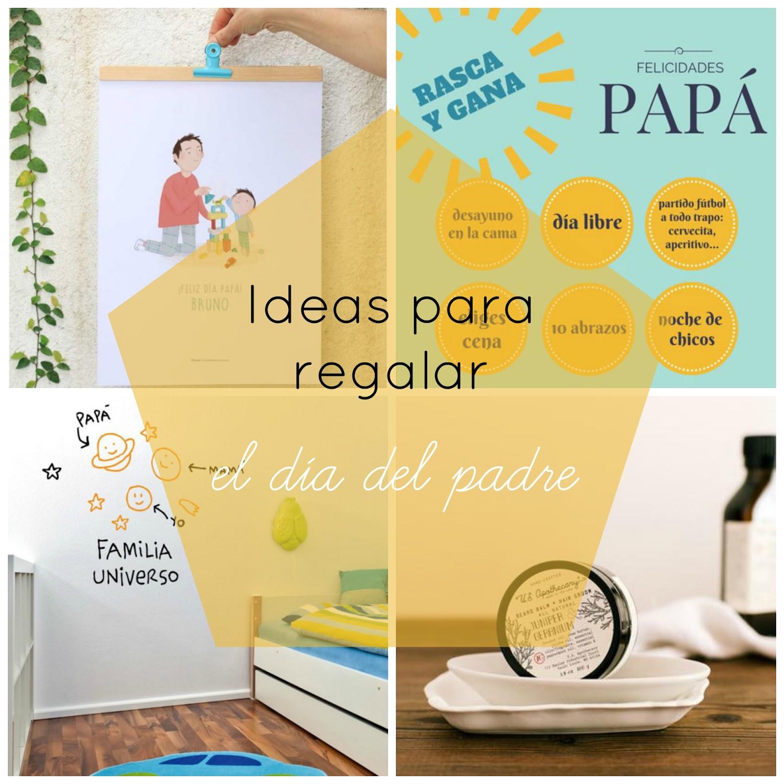 Ideas para regalar el d a del padre oli moli - Ideas regalos para padres ...